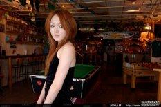 西式酒吧风格下的东方美 [
