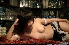 酒吧主题摄影模特娇姣 [2]