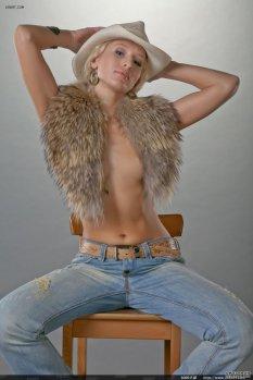 性感的牛仔Lera [1]