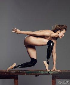 国外运动明星艺术裸照