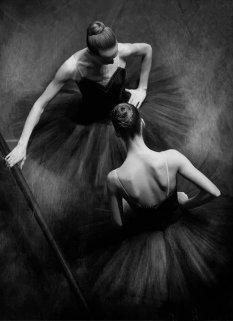 芭蕾舞者背后的玄机