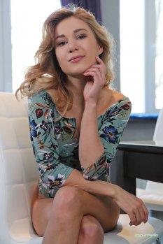 金发丽人Candice