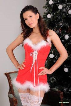 圣诞女王Suzanna