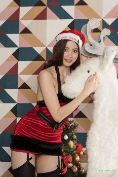 圣诞女孩Suok