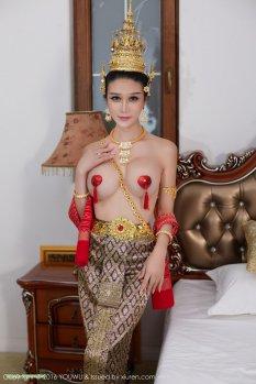 东南亚女王既视感李宓儿