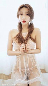 林子欣的浪漫白纱写真集
