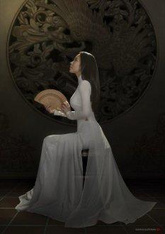 越南女人的古典柔情