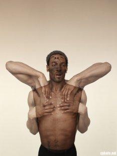 Nir Arieli舞动中的张力